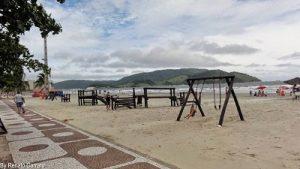 Praia de Santos Embaré