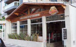 Bar Chopp Brahma em Santos