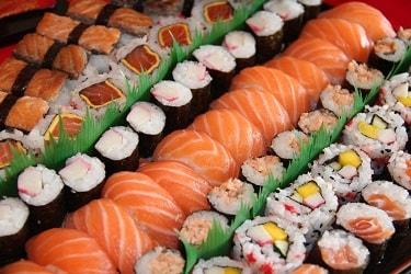 Comida Japonesa em Santos