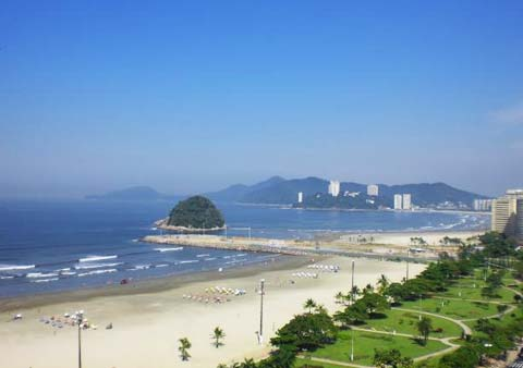 Praia José Menino de Santos