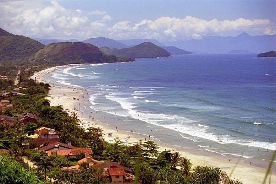 Praia de Juquehy - São Sebastião