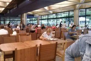 Restaurante Sesc Santos