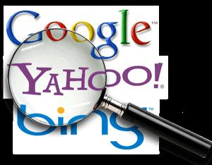Otimização de Sites SEO para Google, Yahoo, Bing