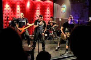 Studio Rock Café Bar em Santos