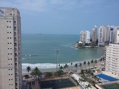 Praia das Astúrias - Guarujá SP