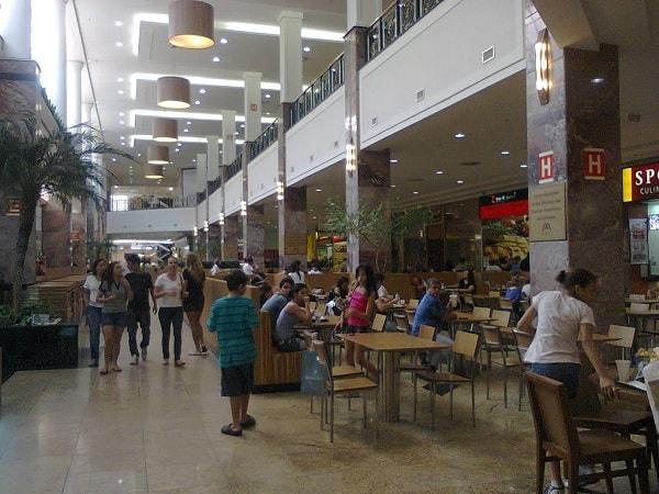 Praiamar Shopping de Santos