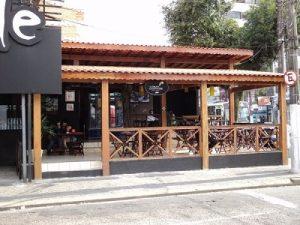 Bar Vira Copos em Santos