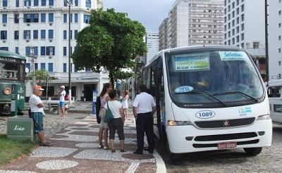 Turismo, Linha Conheça Santos