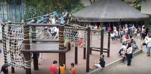 Parque do Sesc de Santos