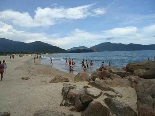 Praia da Mococa - Caraguatatuba
