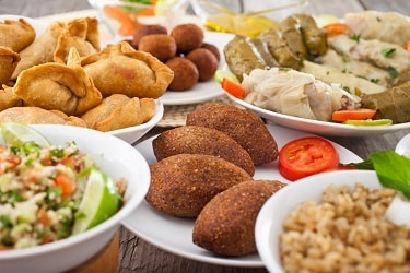 Restaurante em Santos Árabe