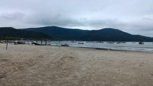 Praia do Guarujá - Pereque