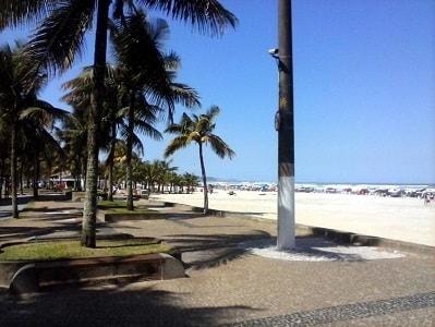 Praia do Ocian - Praia Grande