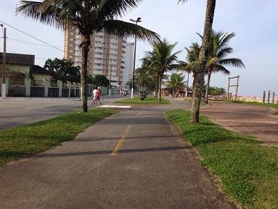 Praia da Vila Caiçara Praia Grande