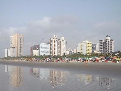 Praia da Vila Mirim PG
