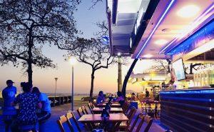 Bar Burgman da Praia de Santos