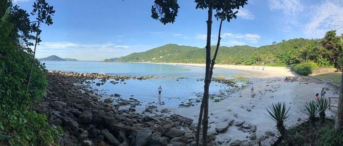 Praia de São Pedro Guaruja